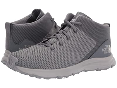 The North Face Sestriere Mid (Q-Silver Grey/Zinc Grey) Men