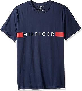 Tommy Hilfiger Men's Jersey Sleep Lounge Crew Neck T-Shirt