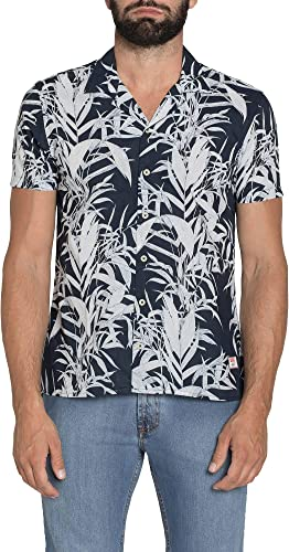 voiturerera Jeans - Chemise pour Homme, Style imprimé