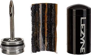 LEZYNE 1-pk-tbls-v104Kits de reparación Unisex, Negro