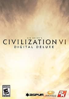 Sid Meier's Civilization VI Digital Deluxe [Online Game Code]