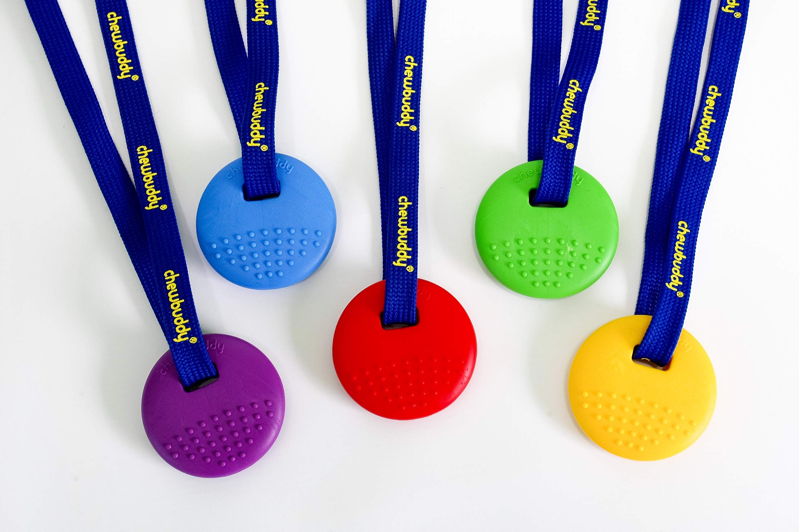 Chewbuddy Sensory chew Pack of 2 for Sensory Seekers Autism and Special Needs