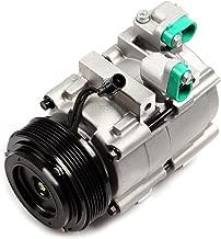 AUTOMUTO A/C Compressor fit for 2002-2005 Kia Sedona 3.5L Compatible with CO 10973C Auto Repair Compressors Assembly