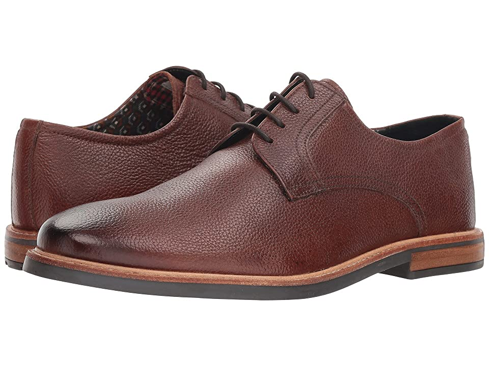 Ben Sherman Birk Plain Toe (Dark Brown 1) Men