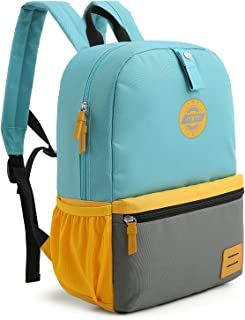 Kids Backpack for Toddler School Bag with Chest Clip Travel Bag 3-7 Years Old