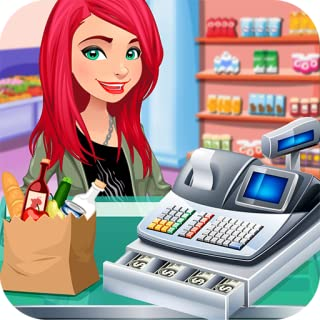Supermarket Kid - Shopping Mall