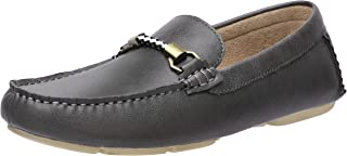 CAMEL CROWN Men's Slip on Casual Loafers Driving Boat Shoes