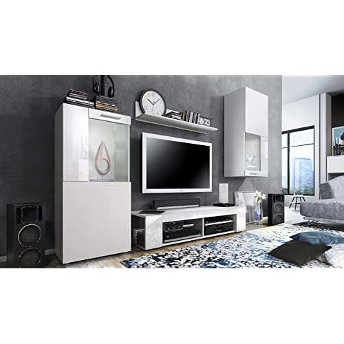 Wall Cabinets for Living Room: Amazon.co.uk