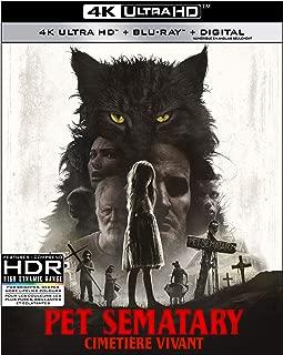 ペットセメタリー 2019 [4K UHD + Blu-ray ※4K UHDのみ日本語有り](輸入版) -Pet Sematary 2019 4K UHD-