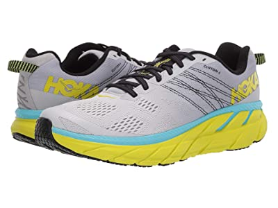 Hoka One One Clifton 6 (Lunar Rock/Nimbus Cloud) Men