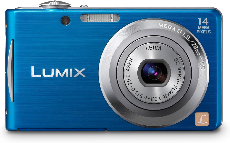 Panasonic wholesale Lumix DMC-FH2 14.1 MP Digital I Outlet ☆ Free Shipping with Camera Optical 4x