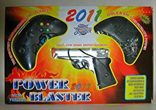 super joystick and power gun