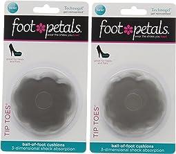 Tip Toes Technogel 2-Pair Pack