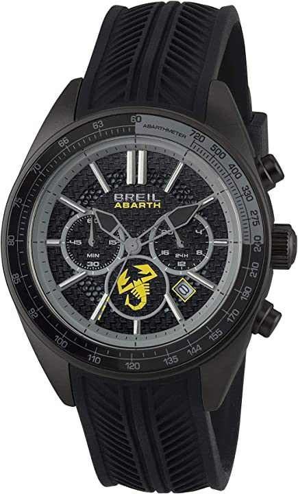 Orologio breil da uomo collezione abarth tw1692 - orologio da polso chrono gent con quadrante analogico TW1694