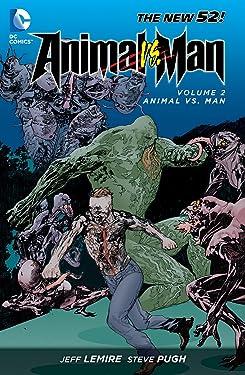 Animal Man, Vol. 2: Animal vs. Man (Animal Man: The New 52)