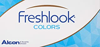 Fresh Look Monthly Colour Green Contact Lenses pack/2-0.75