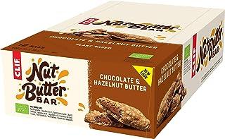 CLIF groefboter gevulde bars - (Chocolate hazelnut boter, 12 Count) door Clif Bar