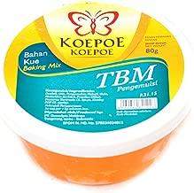 Koepoe-koepoe Baking Mix TBM Emulsifiers(Ovalett/Ovalette), 80 Gram (Pack of 2)