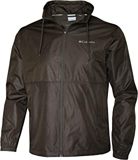 Columbia Men's Baldtop EXS Full Zip Omni Heat Shell Windbreaker Jacket