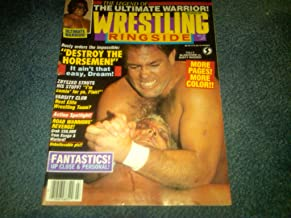 Wrestling Ringside July 1990 (Ultimate Warrior, Terry Taylor, Tully Blanchard vs Dusty Rhodes, Sting, Ric Flair, Road Warriors, Konga, Warlord, Larry Zbyszko, Lex Luger WWF WCW TNA ECW NWO NWA, 35)