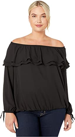 261117622a9 Women's Plus MICHAEL Michael Kors Clothing + FREE SHIPPING | Zappos.com