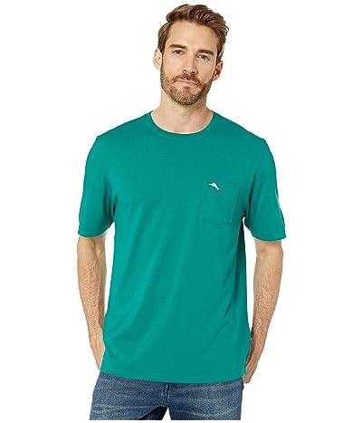 Tommy Bahama New Bali Skyline T-Shirt (Quetzal Green) Men