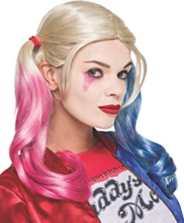 Costume Co. Women's Suicide Squad Harley Quinn Value Wig