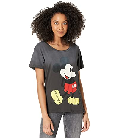 Chaser Classic Mickey Mouse Cloud Jersey Everybody Tee