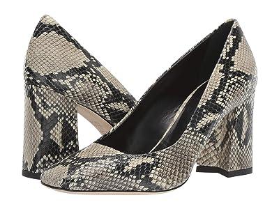 Via Spiga Beatrice (Roccia Printed Python Snake) High Heels
