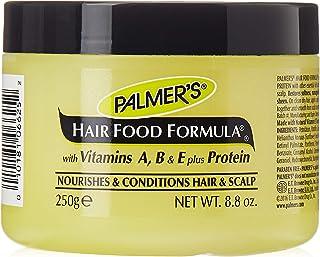 Hair Food Formula Cream With Vitamins A,B & E Plus Protein by Palmer's - 250 Gram