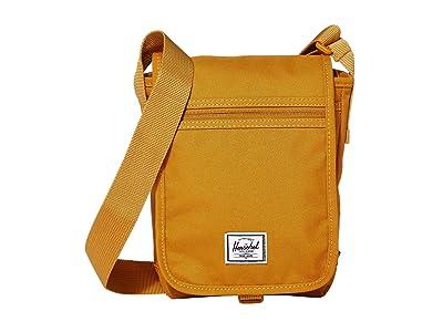 Herschel Supply Co. Lane Small (Buckthorn Brown) Messenger Bags