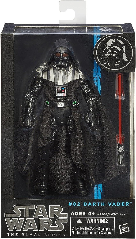 Star Wars [Hasbro action figure] 6 inches  Black  series 2   02 Darth base Idah