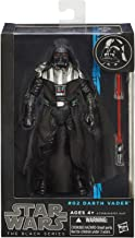 Star Wars The Black Series #02 Darth Vader 6 inches Action Figure
