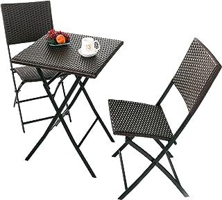 Amazon Com Bistro Patio Furniture Sets Patio Furniture