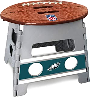 FANMATS NFL Philadelphia Eagles Folding Step Stool
