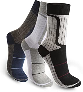 Unbekannt Men's Calf Socks Multicoloured 12 Paar Schwarz