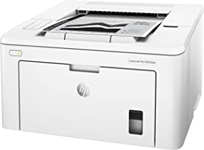 HP LaserJet Pro M203dw Printer, White (Renewed)