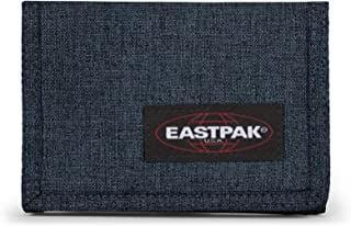 Eastpak Crew Single Porte-monnaie, 13 cm, Bleu (Triple Denim)