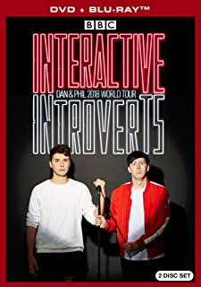 Dan & Phil 18 World Tour:Intrctv (AZ/BD)