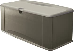 Rubbermaid 2047052 Deck Box Extra Large Sandstone