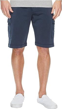Mod-o-doc - Bayside Deluxe Fleece Cargo Shorts