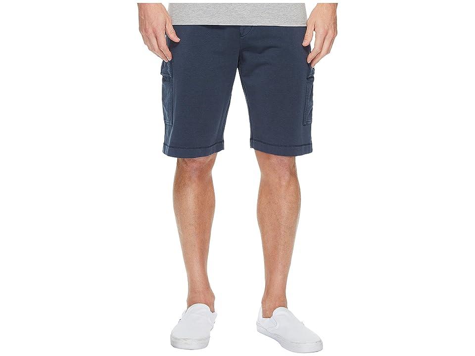 Mod-o-doc Bayside Deluxe Fleece Cargo Shorts (Ironclad) Men
