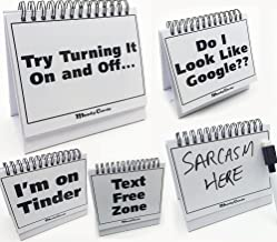 Moodycards – Funny Office Gifts – Over 30 Different Mood and Practical..