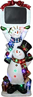 Best stacking snowman with led lights Reviews