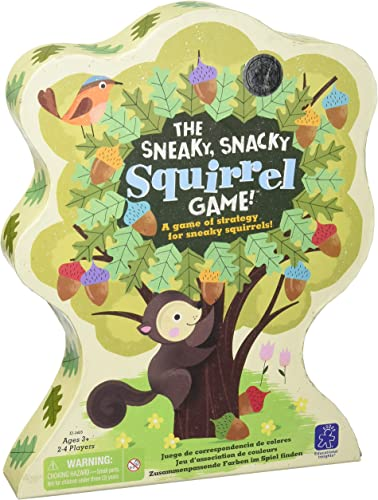 Ed In Sneaky Snacky Squirrel