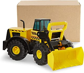 Tonka Classic Steel Front End Loader Vehicle (Renewed)