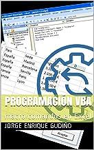 Programación VBA: macro comandos en Excel