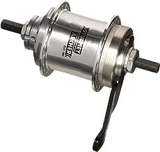 Sturmey Archer S2C Kick-Shift Hub Kit 36h 116mm Silver with Coaster Brake