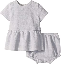 Bow Peplum Set (Infant)