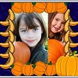 Collage di foto della zucca